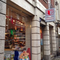 Photo taken at The Italian Bookshop by Antonio V. on 11/6/2013