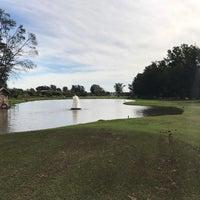 Photo taken at Golf La Reserva Cardales by Edgardo S. on 5/13/2017