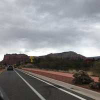 Photo taken at Red Rock Scenic Byway by Meshi D. on 12/2/2016