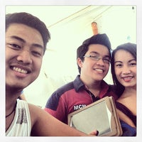 Photo taken at Boat ride to Batangas by Kent Alfred S. on 5/7/2013