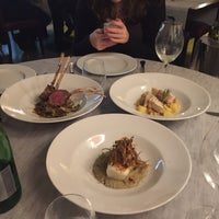 Photo taken at Osteria 44 by Steph H. on 1/4/2016