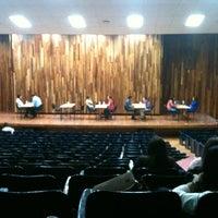 Photo taken at Auditorio Salvador Allende by Priscilla E. on 5/17/2013