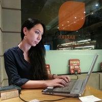 Photo taken at glo London Bakery Café by Yuan X. on 10/31/2013