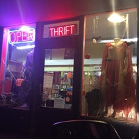 Photo taken at Lifelong Thrift Store by About T. on 10/16/2014
