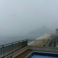 Photo taken at Sol Ipanema Hotel by Gabriel B. on 6/15/2013