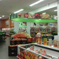 Photo taken at Supermercado Myatã Coral by Ricardo Alexandre O. on 12/26/2013