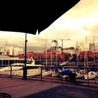 Foto tomada en Yacht Club Puerto Madero por Belen G. el 4/4/2013
