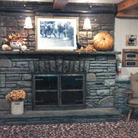 Photo taken at Woodloch Dining Room by SPQR on 10/1/2013