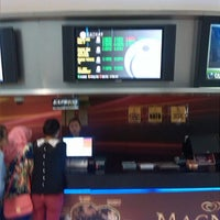 Photo taken at mmCineplexes by Wings L. on 5/12/2013