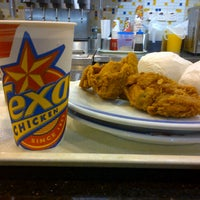 Photo taken at Texas Chicken by gisyari a. on 6/5/2013