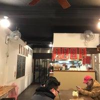 Photo taken at 大海拉麺 by Pinpach P. on 2/9/2017