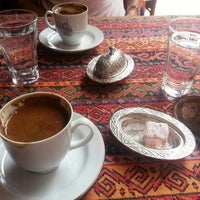 Photo taken at İzmirli Mahzen Cafe by Nihat K. on 5/3/2013