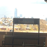 Photo taken at NJT - Secaucus to NYP by Jacque D. on 11/8/2013