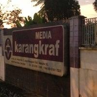 Photo taken at Karang Kraf Shah Alam Sek. 15 by Azmi N. on 1/29/2013