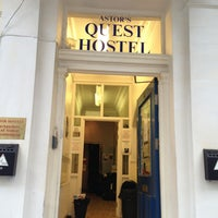 Photo taken at Astor's Quest Hotel by Jonathan C. on 6/19/2013