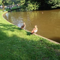 Photo taken at Westerpark by Jonathan C. on 7/7/2013