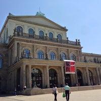 Das Foto wurde bei Opernplatz von Jonathan C. am 7/6/2013 aufgenommen