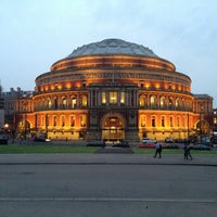 Photo taken at Royal Albert Hall by Jonathan C. on 6/19/2013