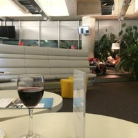 Photo taken at Star Alliance Lounge by Nikolay L. on 4/18/2015