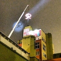 Photo taken at Old Rainier Brewery by Corey R. on 10/25/2013