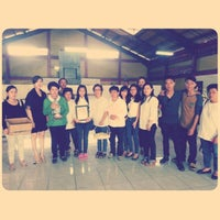 Photo taken at Krematorium Cilincing by Beby S. on 3/14/2014