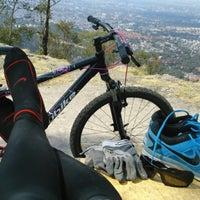 Photo taken at Cerro Xochitepec (De la Cruz) by Efren H. on 2/22/2015