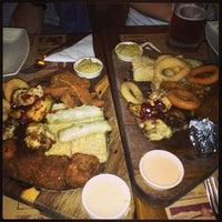 Снимок сделан в Ресторан-пивоварня «Кумпель» пользователем Volodymyr V. 6/29/2013