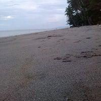 Photo taken at anahawan seaside by Ralph Benedict L. on 5/9/2013