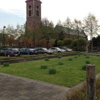 Photo taken at Nieuwe Parking Kerk by Jonathan V. on 5/1/2013