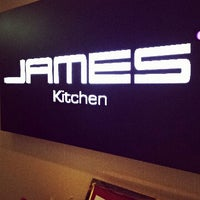 Photo taken at James' Kitchen by Poon L. on 10/27/2013
