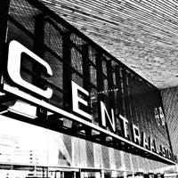Photo taken at Rotterdam Central Station by Jacky K. on 4/12/2013