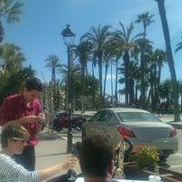Photo taken at Restaurante El Rincon De Pepe by Lola L. on 3/31/2013