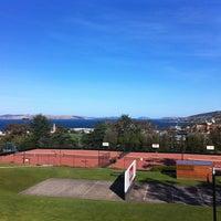 Photo taken at Hobart International Tennis Centre by Susanne S. on 3/26/2013