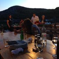 Photo taken at Taverna GO-RO by Jouko H. on 8/6/2014