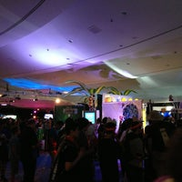 Photo taken at Nintendo Game Lounge by Dennis P. on 7/21/2013