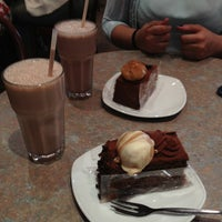 Photo taken at Druckers Patisserie by Sailesh V. on 6/7/2013