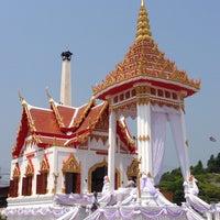 Photo taken at วัดทองพุ่มพวง by ChaiYasit P. on 3/5/2014