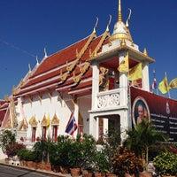 Photo taken at วัดทองพุ่มพวง by ChaiYasit P. on 12/19/2013