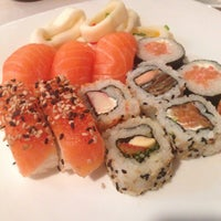 Photo taken at Toro Sushi & Grill by Augusto V. on 1/17/2015