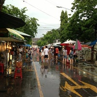 Photo taken at Chatuchak Weekend Market by Khawoat J. on 7/27/2013