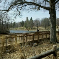 Photo taken at Washington Park by Dusten N. on 3/17/2011