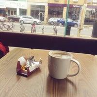 Photo taken at Starbucks by Precious Ç. on 4/19/2015