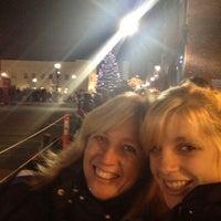 Photo taken at Mathias Mitchell Public Square by Troy J. on 11/17/2012