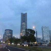 Photo taken at Yokohama by nyamn on 8/29/2014