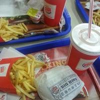 Photo taken at Burger King by Burak A. on 7/29/2013