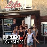 Photo taken at LiLo Servicekino Löningen by Chris F. on 7/22/2013