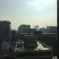 Photo taken at Seoul Royal Hotel by Kota on 3/28/2017