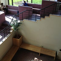 Photo taken at Crouse-Hinds Hall by Emy R. on 4/27/2013