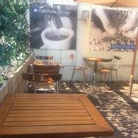 Photo taken at Café Punta del Cielo by Alma G. on 4/14/2013
