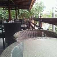 Photo taken at Caravela & Luanda Inn by Emilia M. on 7/2/2013